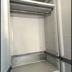 Garage cabinet