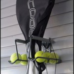 Hooks for Tennis Racket Storage