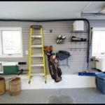 Hooks in Garage